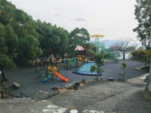 【大型遊具あり】長崎市の立山公園へ行ってみた!【花見スポット】