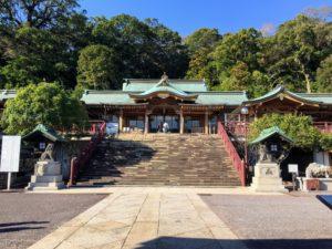 【長崎市】諏訪神社へお参りに行ってきた!【長崎くんち】