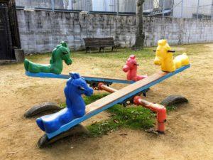 【長崎市中央西部】丸尾公園へ行ってきた!【住宅街の中の公園】