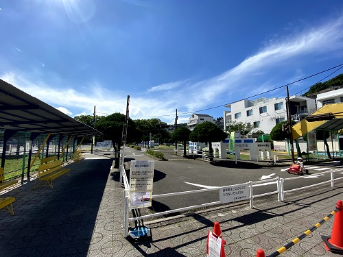 長崎交通公園①