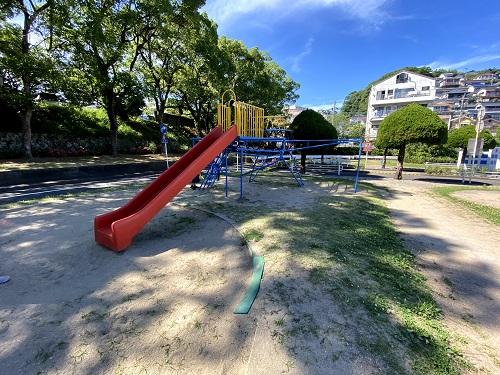 長崎交通公園の遊具④